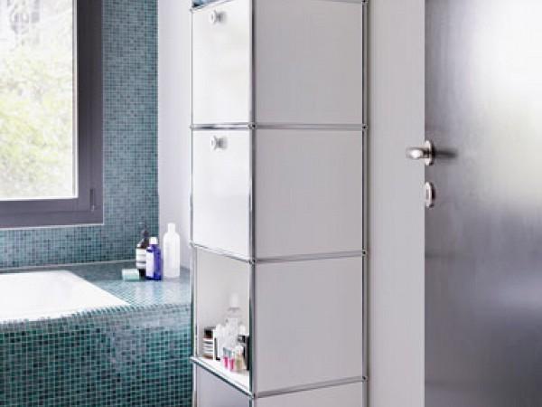 USM haller bathroom white 50